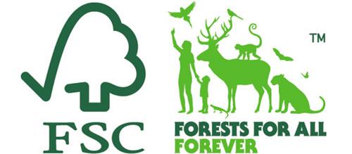 FSC Certificate logo